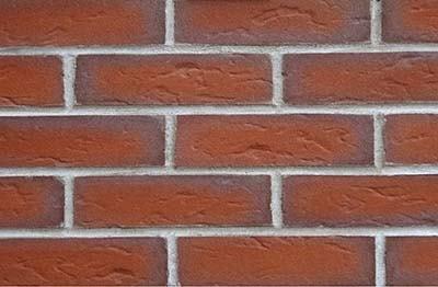 Rusty Red brick