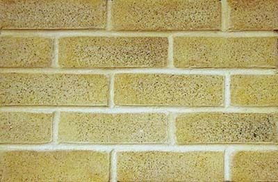 London Yellow Multi Brick 2