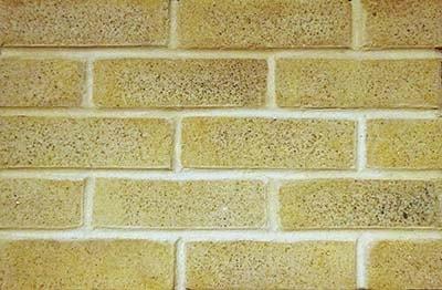 London Yellow Multi Brick 2