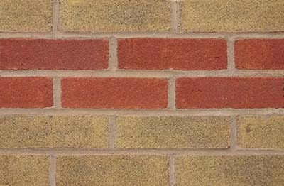 Yellow and red brick stocks